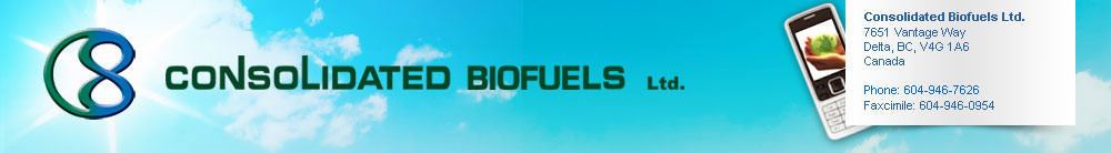 Consolidated Biofuels